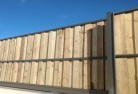 Ashton Lap and cap timber fencing 1