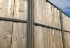 Ashton Lap and cap timber fencing 2