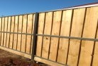 Ashton Lap and cap timber fencing 4